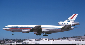 DC-10 Friendship Landing