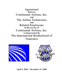 2002-2008 CO Mechanics Contract